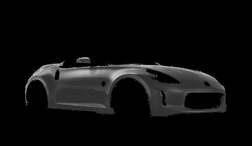 Цвета кузова 370Z Roadster