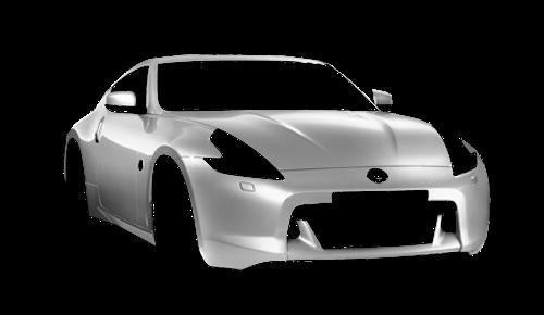 Цвета кузова 370Z